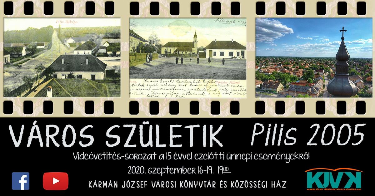 1_Pilis2005videovetitescover