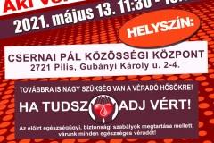 Veradas_plakat_2021.05.13